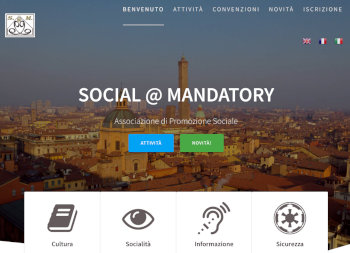 Social @ Mandatory - Associazione di Promozione Sociale!